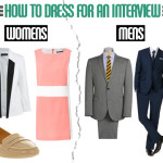 Dress for the Job You Want at the Interview