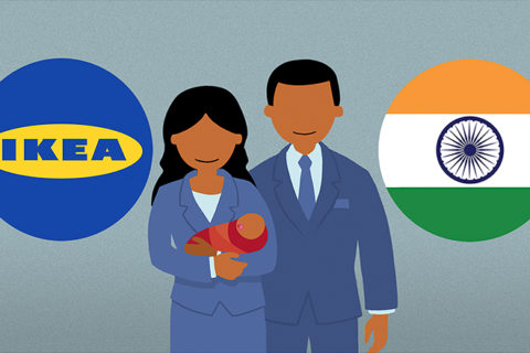 Ikea gives India employees six months paid parental leave
